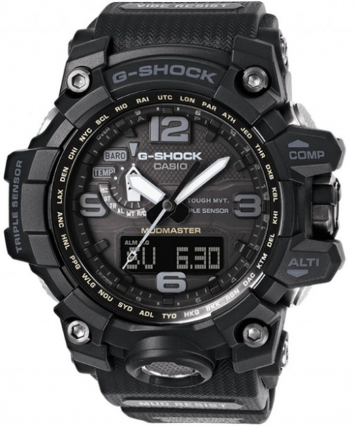 CASIO G-SHOCK MUDMASTER BLACK EDITION GWG-1000-1A1ER