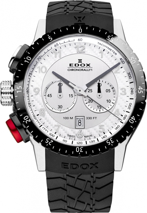 Edox Chronorally 1 10305-3NR-AN